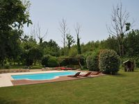Great house in a quiet area outside Bordeaux