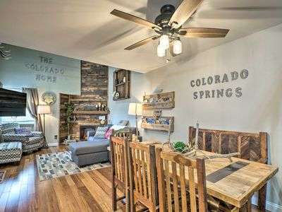 Photo for NEW! Modern S. Colorado Springs Townhome w/Balcony