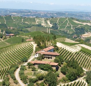Photo for House with panoramic views, Langhe (Piedmont), wine vineyards Barbaresco and Barol
