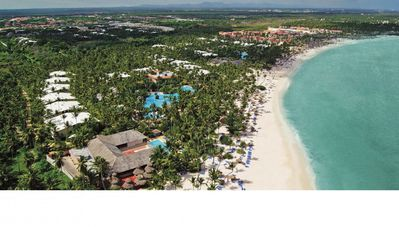 Melia Caribe Beach Punta Cana One Bedroom Suite Sleeps 4-Punta Cana Dominican Republic
