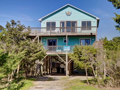 Photo for Lucky Duck - Upscale 4 Bedroom Semi-Oceanfront Home in Avon