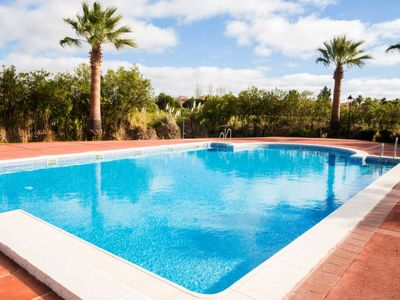 Photo for Apartment Urb. Campo de Golf Isla Canela  in Ayamonte, Costa de la Luz - 4 persons, 1 bedroom