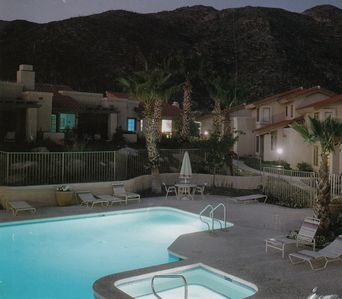 'The Villas at Sin Vacas' Community Pool & spa, heated year-round