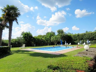 Photo for Staccionato Holiday Home, Sleeps 4 with Pool and Free WiFi