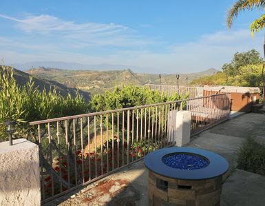 Photo for Quiet Hilltop Home With Stunning Hill Top And Valley Views