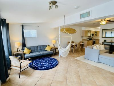 Photo for BeachyStyle+Smart Home 9 min Hollywood Beach & FLL