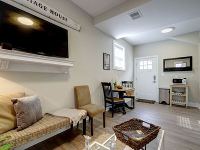 Photo for Cozy 3 Bdrm Historic Carriage House with Parking in Mt Pleasant!