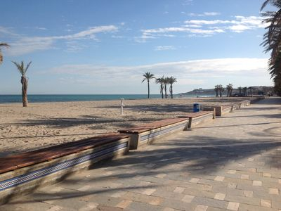 Photo for 2BR Apartment Vacation Rental in Alacant, Comunidad Valenciana