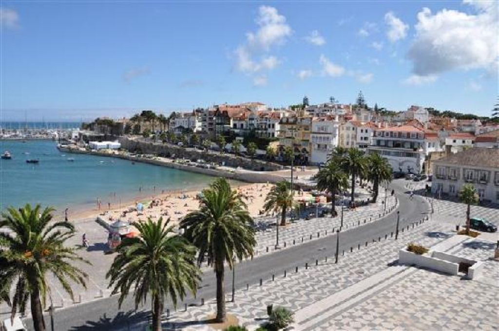 Historic Center Apartment In Cascais With Oversea View Cascais - Qashqai portugal map