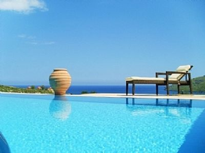 Photo for A Luxury Villa with Stunning Sea Views, near Lindos! 2019 & 2020 booking now
