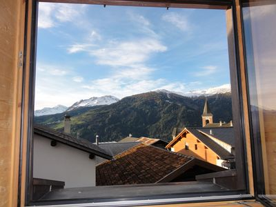 Photo for Tranquil mountain home just minutes from bustling Lenzerheide