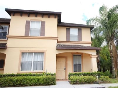 Photo for Enjoy Orlando With Us - Regal Oaks - Welcome To Spacious 4 Beds 3.5 Baths Townhome - 3 Miles To Disney