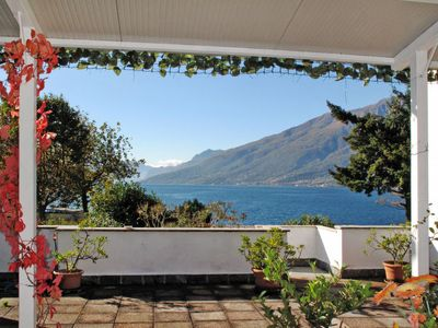 Photo for 2 bedroom Apartment, sleeps 6 in Domaso with WiFi