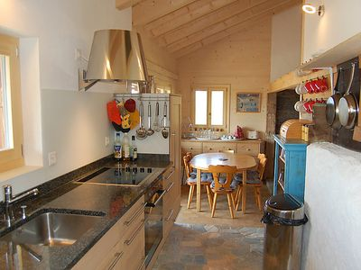 Photo for Vacation home La Bergerie in Nendaz - 6 persons, 3 bedrooms