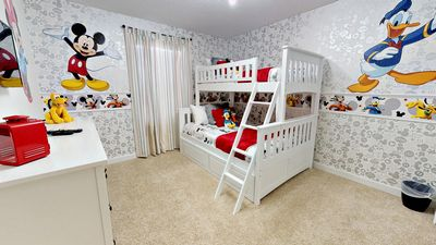 Photo for Theme Mickey room & Harry Potter, 4 bed with pool in Storey Lake.SL3083