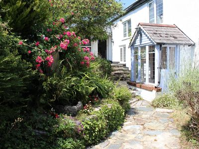 Photo for Luxurious  500 yr old  5 bed Cottage, sleeps 10 with Hot Tub