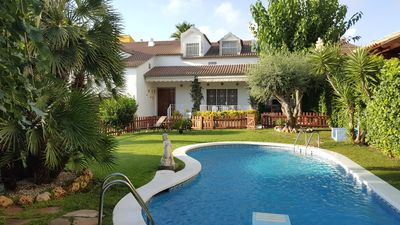 Photo for Fabulous Private Villa with Pool in Sitges