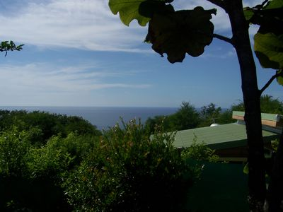 "Photo for Gîtes LES CALEBASSIERS, Bungalow ""TI KAZ"" warm and sea at 500m"