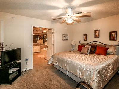 Photo for 3 BEDROOM/3 BATH TOWNHOME WITH JACUZZI TUB LOCATED NEAR LAKE DESOTO - $135 PER NIGHT - NON SMOKING