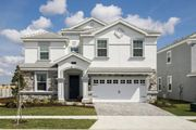 Championsgate 270 - Luxury villa with pool, game room and near Disney - Eight Bedroom House, Sleeps 16
