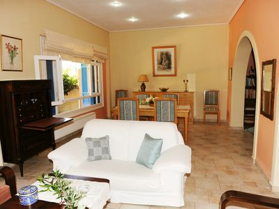 Photo for Traditional country house, 50 metres to the sea (rental reg. number 00000008246)
