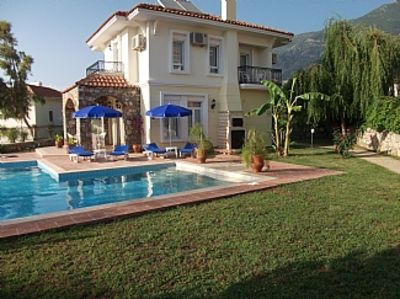 Photo for Beautiful Villa In Ovacik With Private Pool And Mountain Views