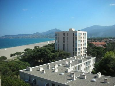 Photo for 1BR Apartment Vacation Rental in ARGELES SUR MER