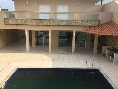 Photo for Beautiful 4 bedroom house with pool