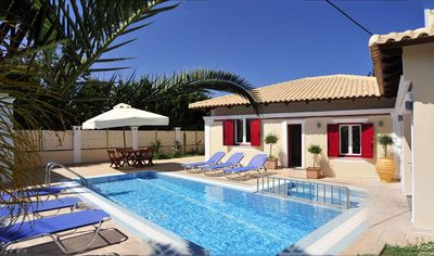 Photo for Villa Tsilivi takes its name from the resort itself and is located on the north coast of the island,