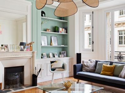 Photo for Luxury and spacious apartment in the heart of Paris