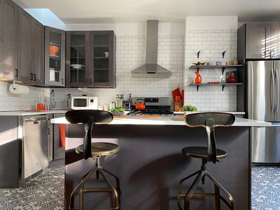 Photo for Spacious Greenpoint abode w/ chef's kitchen