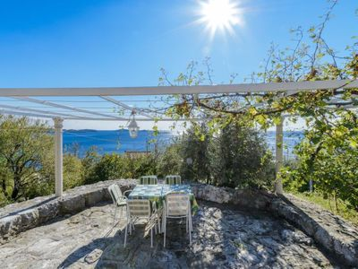 Photo for Vacation home Villa Soline in Dubrovnik/Mlini - 5 persons, 2 bedrooms