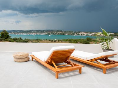 Photo for Cool House with great Sea View ,close to all the famous hotels and resorts.l
