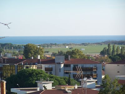 Photo for Exceptional duplex in the historic center of Fréjus with 180 ° sea view