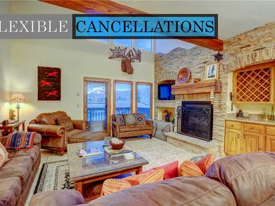 Photo for Best Location Ski Pad in Deer Valley! Right on the free shuttle route! Sleeps 9!