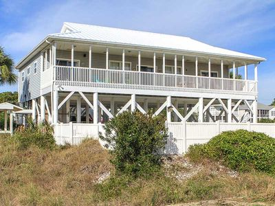 Photo for ALL THE COMFORTS OF HOME greet you in this open concept beach house.