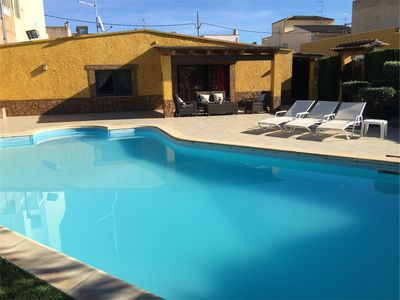 Photo for Joaquim Mas holiday house with private pool