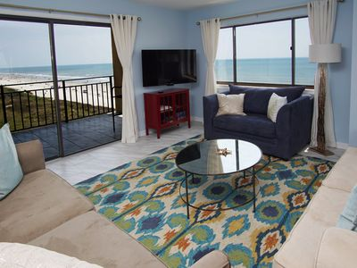 Photo for XANADU III, 2 and 3 bedroom condos - each with a private beachfront balcony.