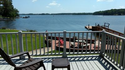 Photo for Spacious, beautiful home on Lake Murray