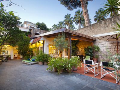 Photo for Villa Luca with Private Terracce, Air Conditioning and Parking