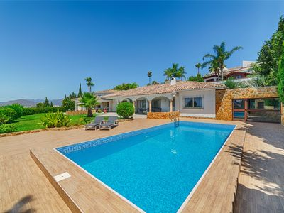 Photo for Villa with wonderful view and great location.