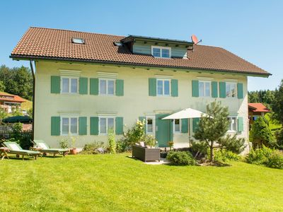 Photo for Country house apartment, garden, mountain view, mountain railway May-Oct. incl., skilift- close