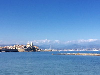 Photo for Apartment in wonderful Antibes/Cote d'Azur/French Riviera