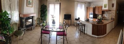 Photo for Beautiful apartment comfortable 115 m² / Ideal Couple, family, hikers