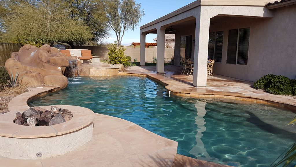 Anthem At Merrill Ranch Former Model Heated Salt Water Pool