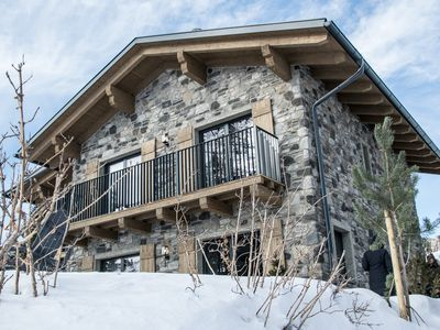 Photo for Design Chalet Kauz located directly in the Katschberg ski area
