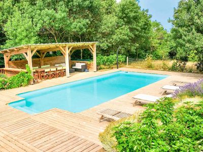 Photo for SPECIAL OFFER Farmhouse classified 4* in vineyard with private pool and views
