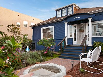 Photo for Beautiful Bungalow Near Balboa Park, Zoo, Downtown/Convention Center, & Ocean