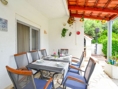 Photo for Vacation home Mira in Brodarica - 8 persons, 3 bedrooms