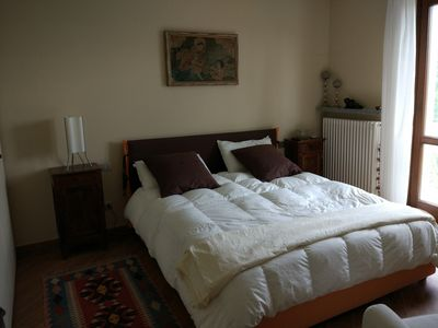 Photo for CIAREI: Full relax on the hill in 2 steps from Biella convenient to all services.